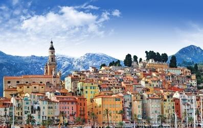 Zájezd Azurové pobřeží a jeho vily