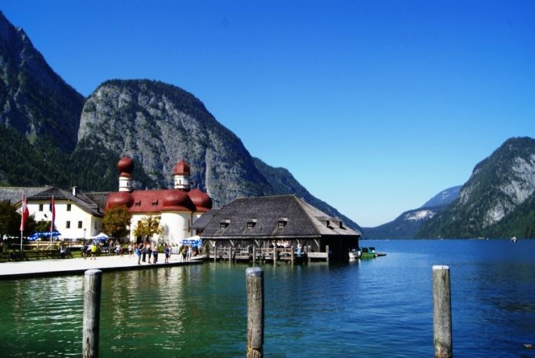 Zájezd Hitlerovo Orlí hnízdo, Berchtesgaden, Salzburg