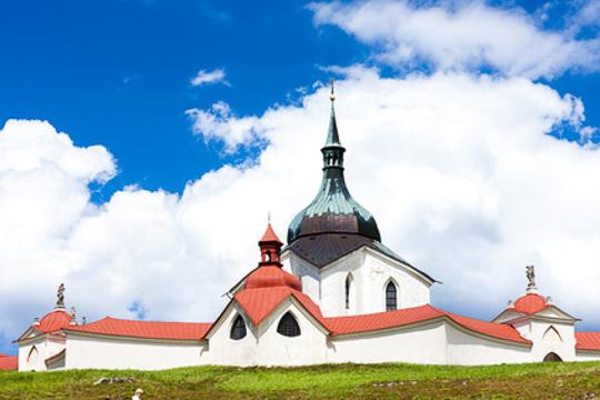 Školní výlet Vysočina: Telč, Třebíč, Zelená hora