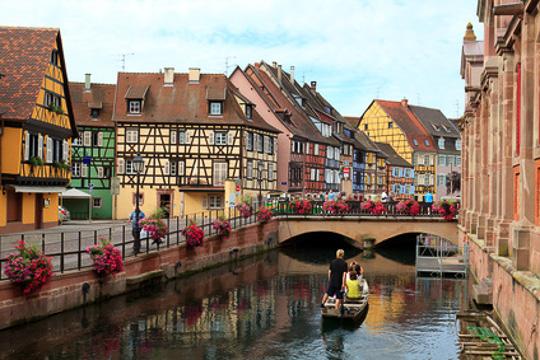 Školní zájezd Alsasko a Norimberk