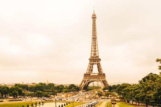 Školní zájezd Paříž!