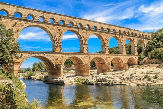 Školní zájezd Provence
