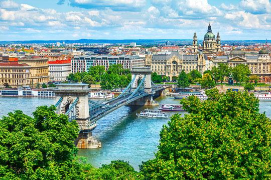 Školní zájezd Budapešť