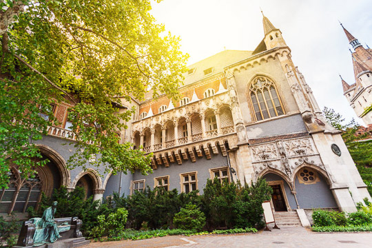 Školní zájezd Budapešť na 2 dny