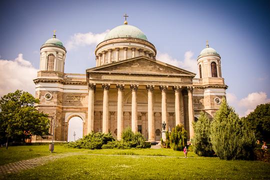 Školní zájezd Ostřihom, Vyšehrad, Szentendre.
