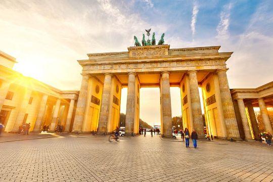 Školní zájezd Berlín, Postupim, Drážďany
