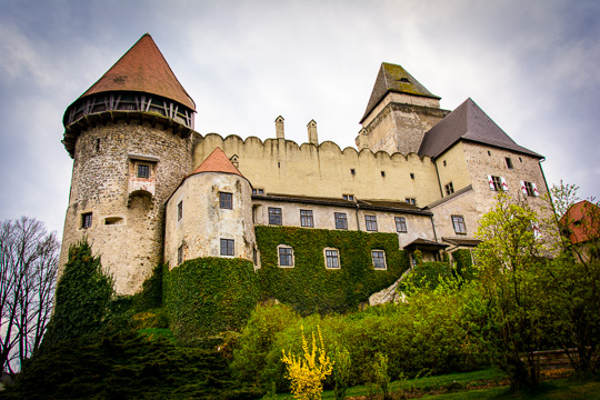Školní zájezd hrady Dolního Rakouska