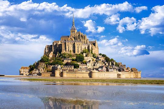 Školní zájezd Normandie