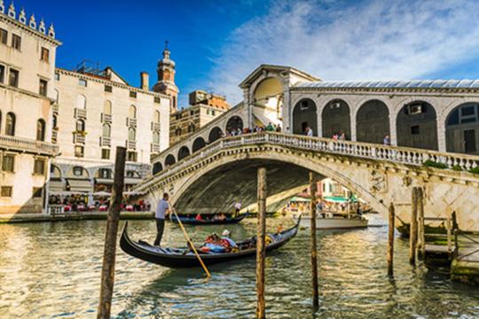 Školní zájezd Benátky