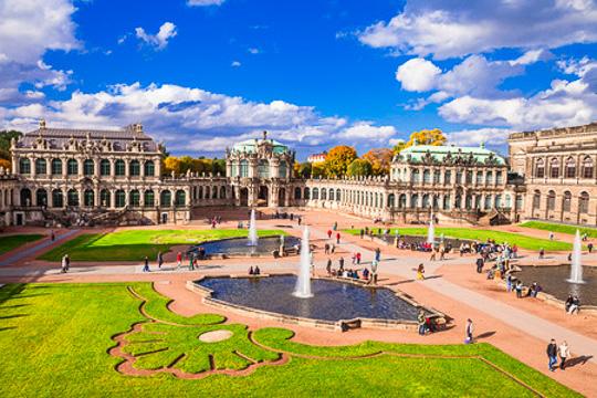 Školní zájezd Drážďany a Moritzburg