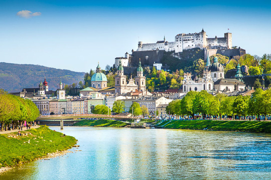 Školní zájezd Salzburg
