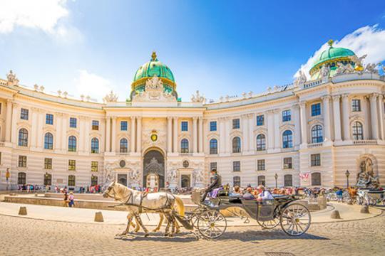 Školní výlet Vídeň. Klasika.