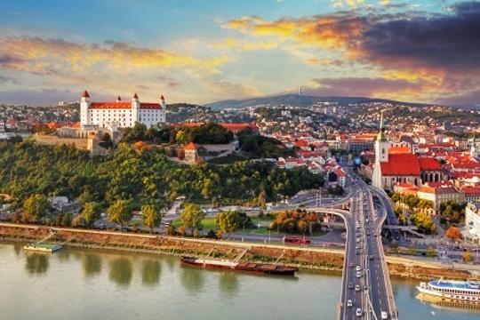 Školní zájezd Bratislava a Gabčíkovo