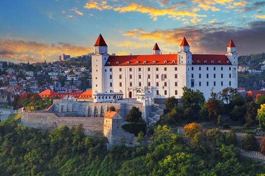 Školní zájezd Bratislava a Carnuntum